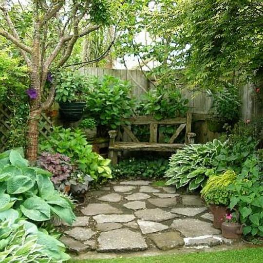 Private Small Garden Design: The Taranaki Garden Festival In New Plymouth New Zealand