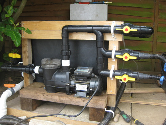Pond Pump Placement Of Garden And Pond Re Design Part 12 Enjoy Grows On You