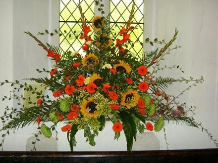 Church Flower Festival Grows On You