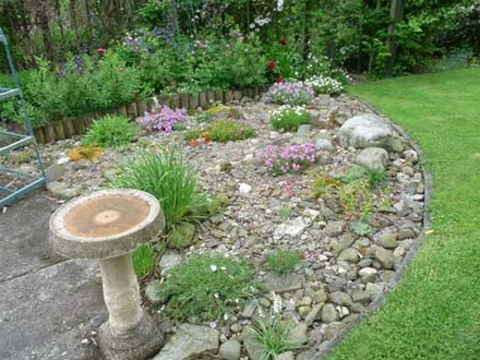 Garden Design Garden Design with How to make a rock garden Garden