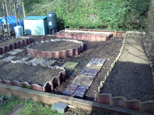 Allotment And Other News Grows On You