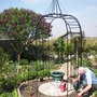 Planting_clematis_and_climbing_rose