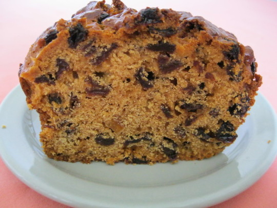 Old Bero Christmas Cake Recipe