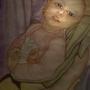 Mother hug  baby  (mother  hug  baby)