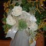 Wedding Church Pew Bow