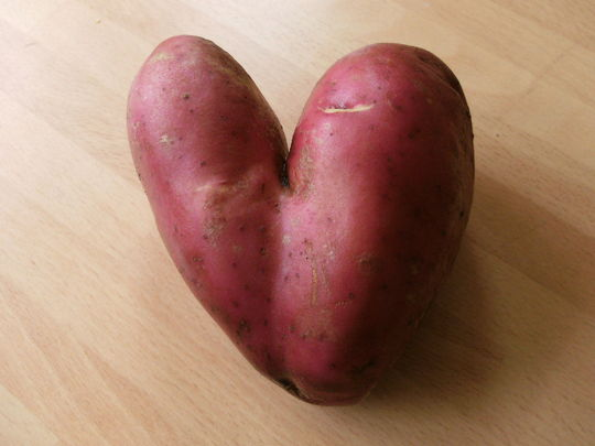 LOVE....ly     Potato