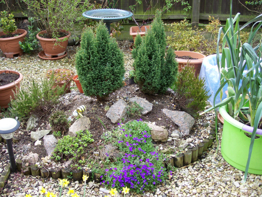 Rockery grows on you for Rockery designs for small gardens