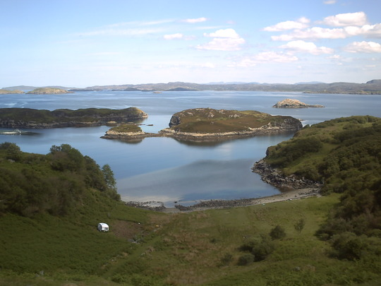 Highlands North West Scotland