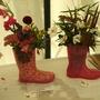 Flower Wellies
