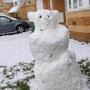 large eared snowman