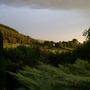 sun finally out 7.30p.m!!