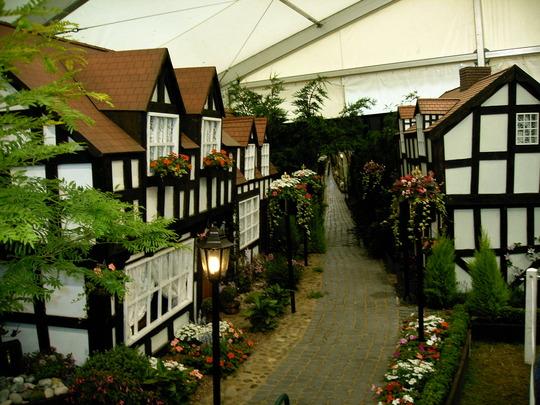 Shrewsbury Flower Show 2005