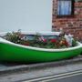 Pea Green boat........