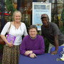 Alan Titchmarsh Book Signing at Cadbury Garden Centre...For Irish x  (Flippinium goreouseum!)