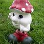 Painted Mr Mushroom ....