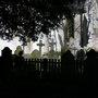 My churchyard