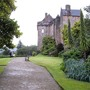 Brodick Castle, Isle of Arran, West Scotland