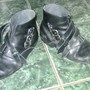 For Terratoonie.My Son's 'Go to the end of the road to turn round' boots
