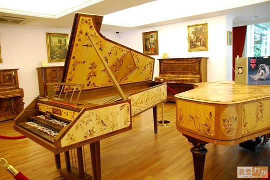Piano Museum of Xiamen City  (City)