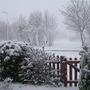 Snow April 2008