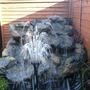 Expanding waterfall