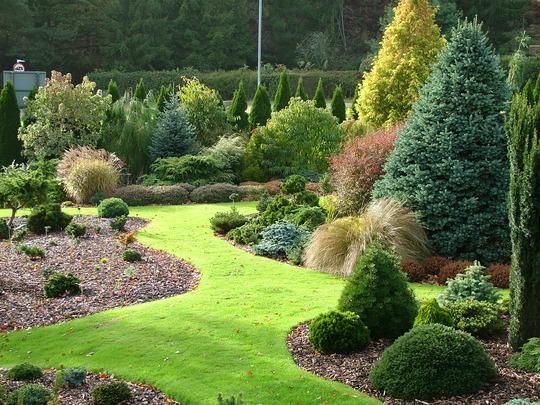 Foxhollow - garden view