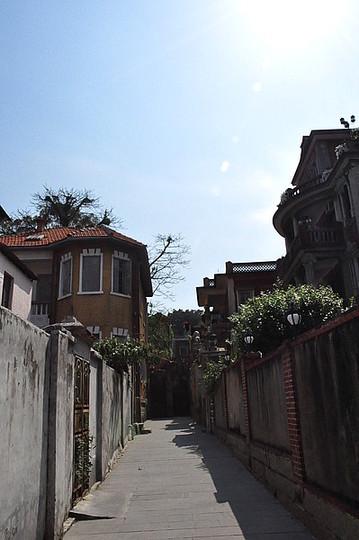 Xiamen City street (City)