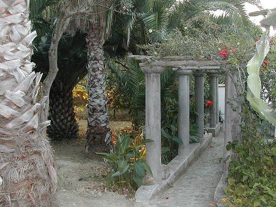 Capri Villa garden