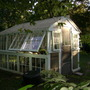 Gardening in the Greenhouse~Winter's coming