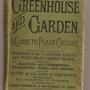 My Favourite Gardening Book.