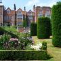 Hatfield House Gardens in July