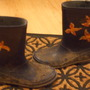 my wellies for TT