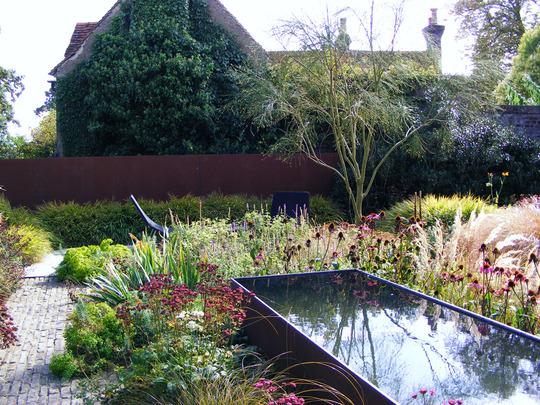 Tom Stuard-Smith's garden