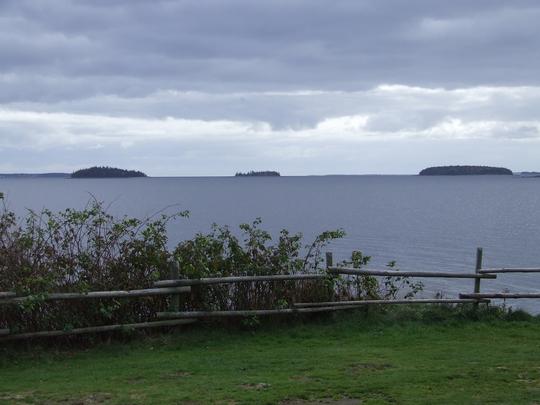 Islands in Mahone Bay