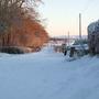 Snowy Sunrise (Winter 08)