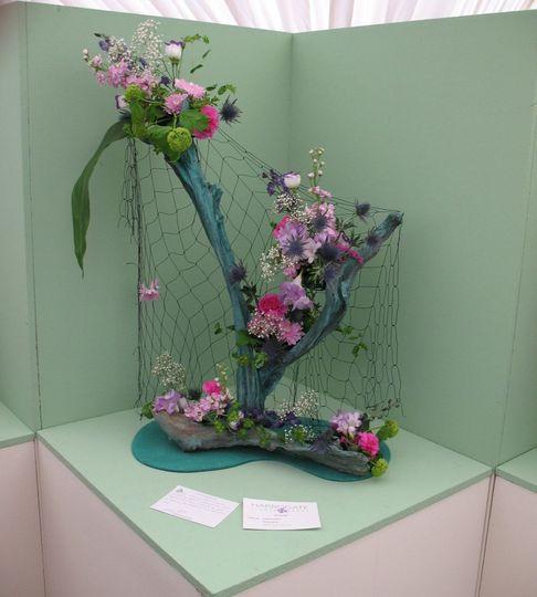 Floral Arrangement - Harrogate 2007