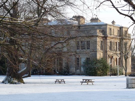 Normanby in December