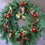 christmas wreaths that we make