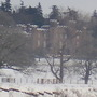 Scone Palace in the snow!