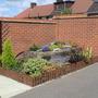 Our previous garden: The rockery (2004)