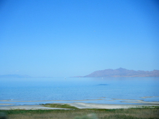 The Great Salt Lake