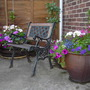 corner of the patio 2007