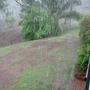 The wet season downunder:  It's bucketing down!