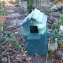 Owl box ready to put into tree