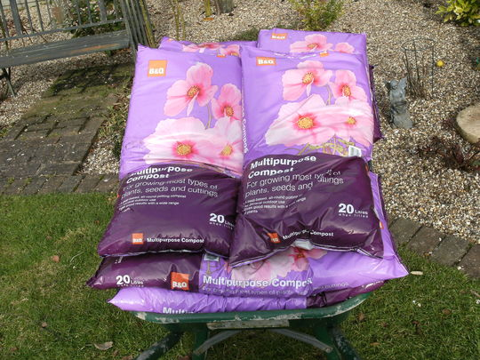 Multipurpose Compost 