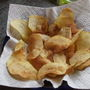 Home-made Crisps