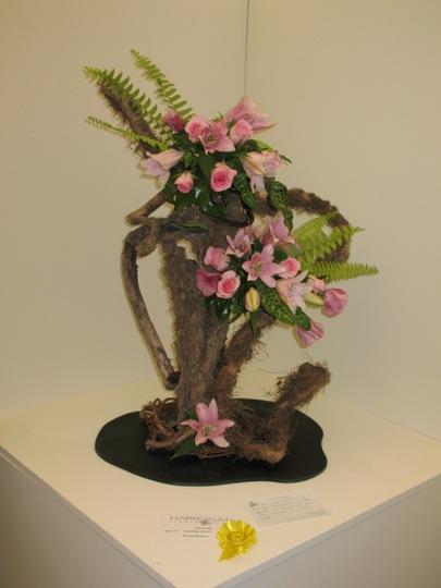 Flower Arrangement - Harrogate 2008