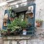 Venetian balcony garden