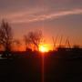 Sunrise over Littleton