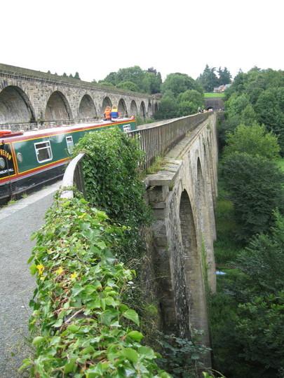 Aqueduct at Chirk Wrexham